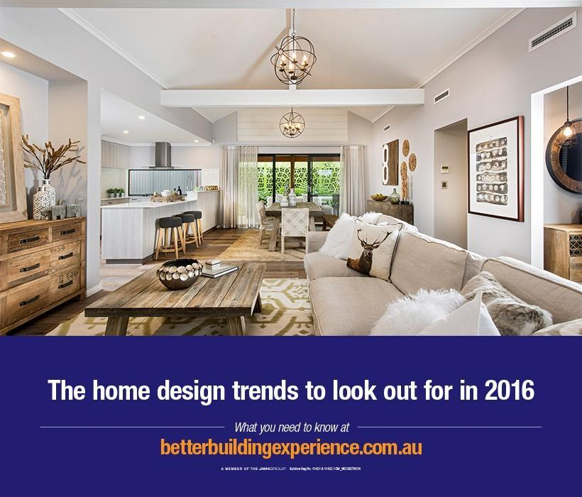 home design trends 2016 wa country builders