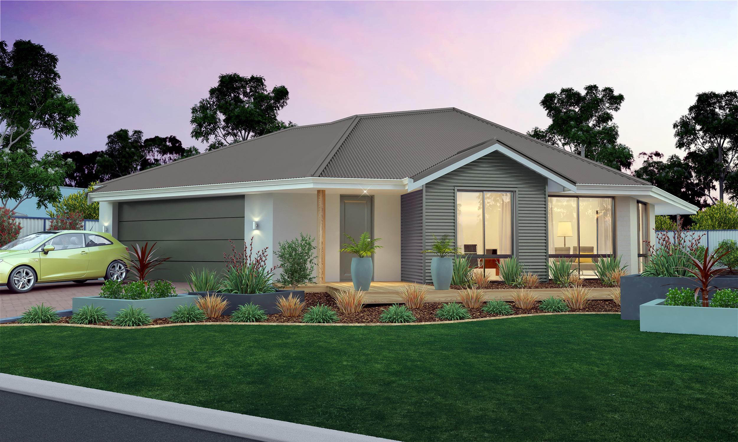 The Alberton Essence Home Designs Wa Country Builders
