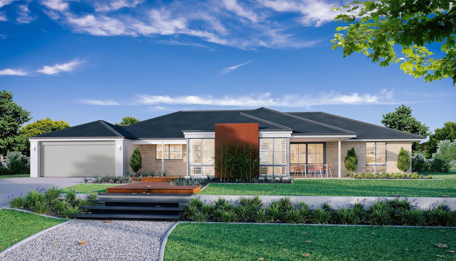 The Beechwood - Essence | Home Designs | WA Country Builders