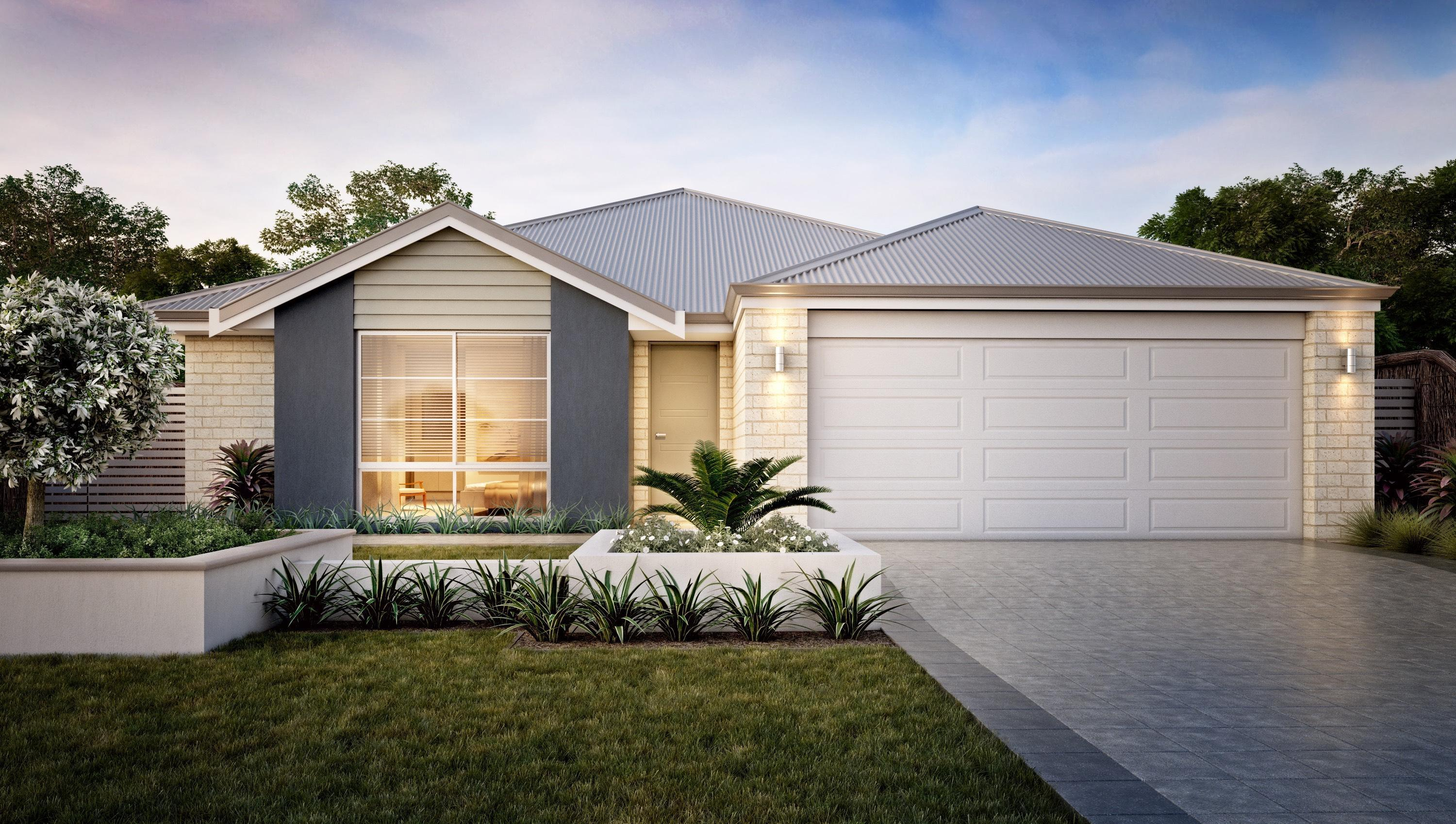 The Brookton Essence Home Designs Wa Country Builders