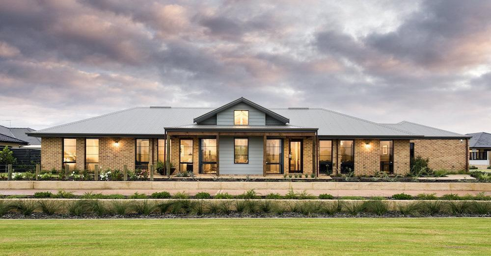 The Abingdon Perth Display Homes Wa Country Builders