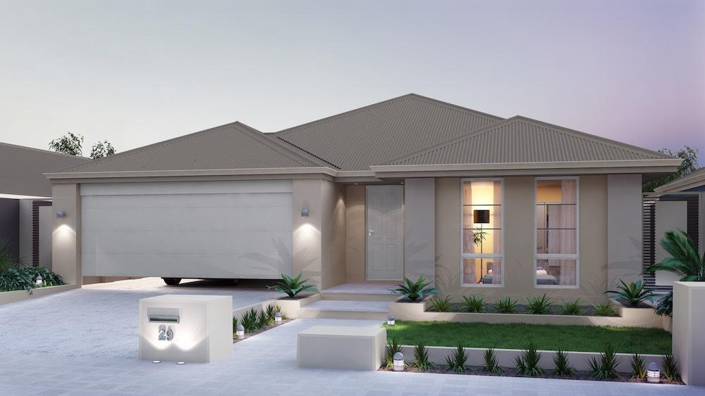 The harding essence home designs wa country builders for Country home designs wa