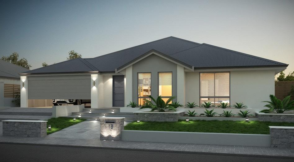 The Oakwood Essence Home Designs Wa Country Builders