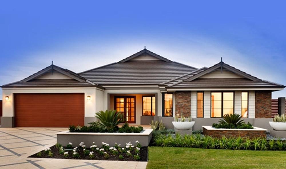The Toorak Single Storey Home Design WA Country Builders