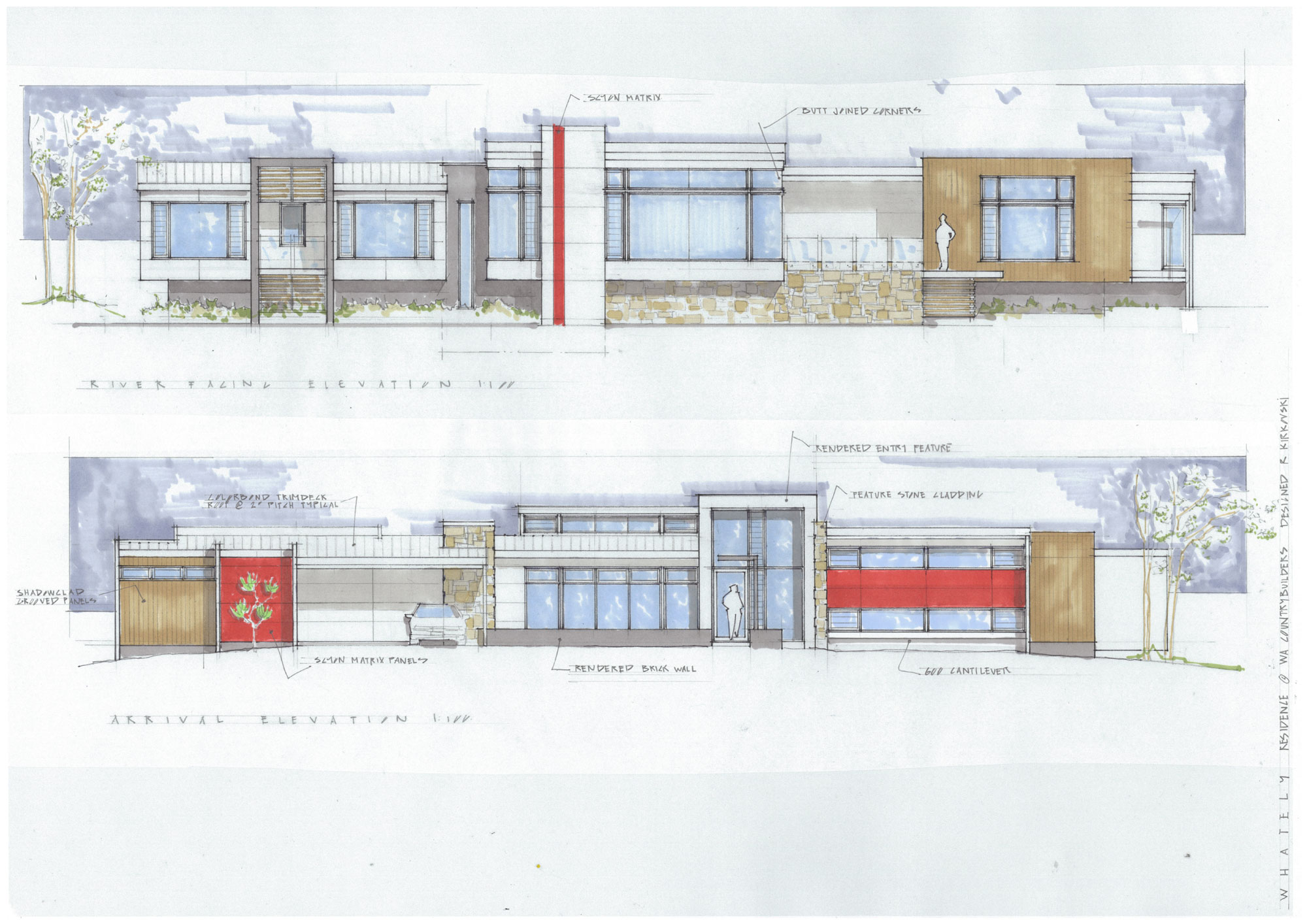 Rural home designs country home designs wa country for Custom home builder selection sheet