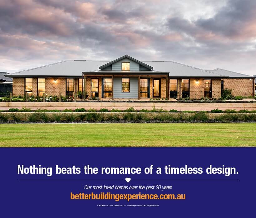 Timeless home design wa country builderswa country builders for Timeless house plans